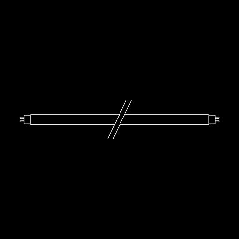 Lampada-Fluorescente-T5