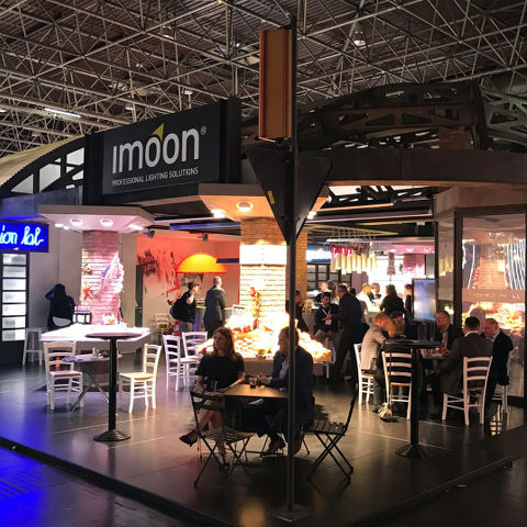 Imoon all'Euroshop 2017