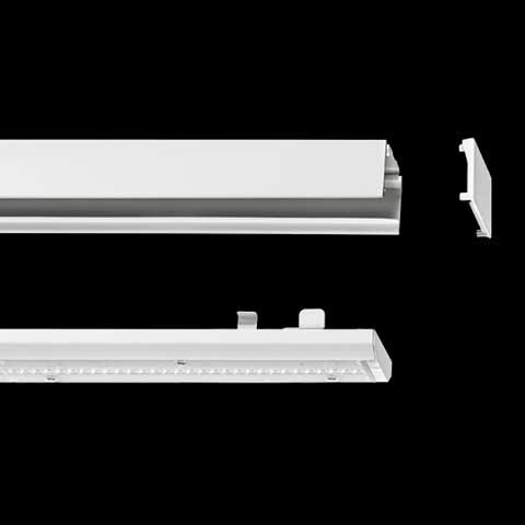 BASIC SYSTEM LED: SI AMPLIA LA GAMMA