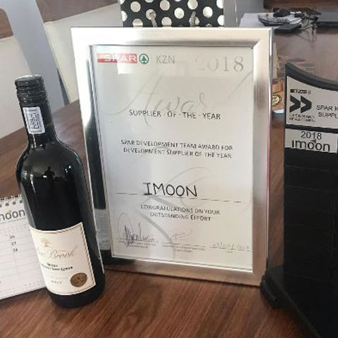 Best supplier of the year for SPAR KZN
